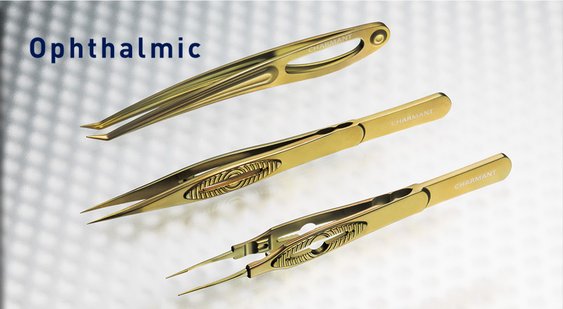CHARMANT, the expert in titanium surgical instruments